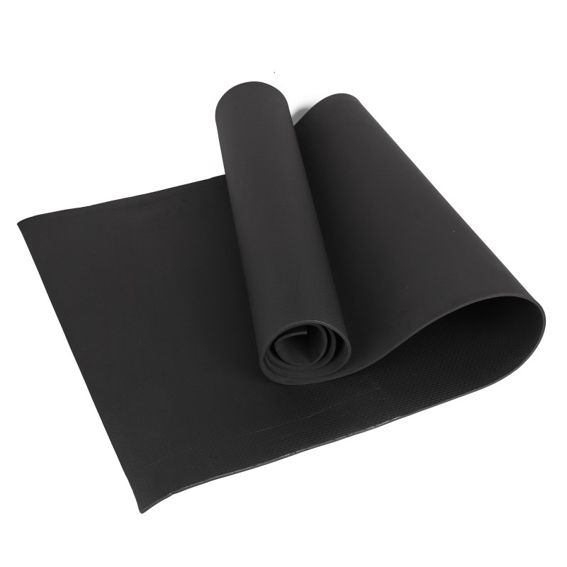 Large Yoga Mat Durable Non-slip Thick Fitness Gym Exercise E
